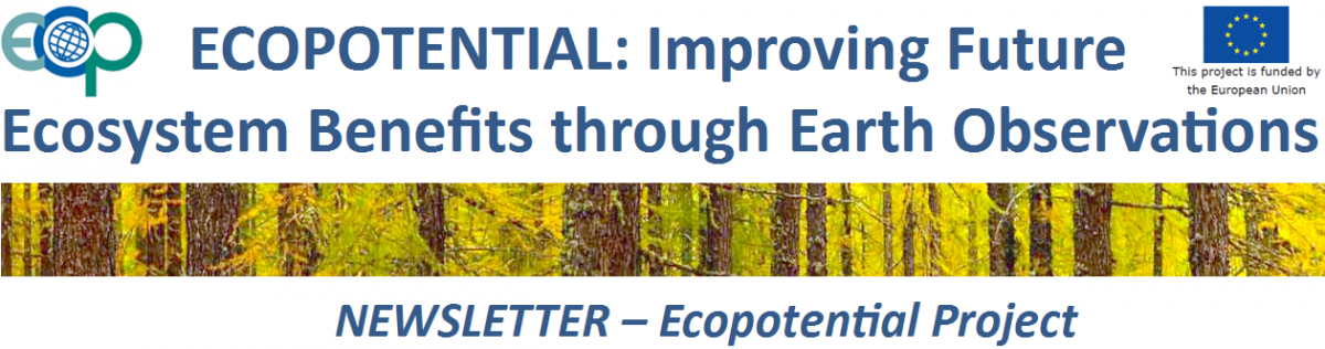 ECOPOTENTIAL Newsletter
