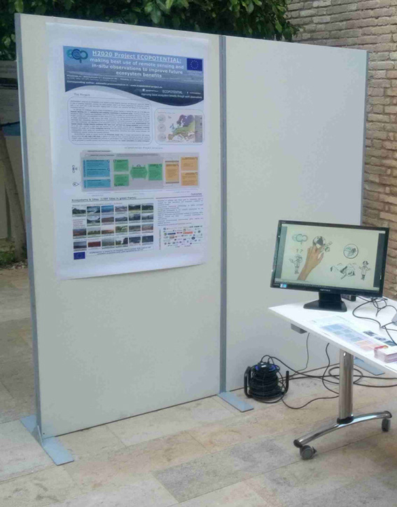 ECOPOTENTIAL @Climate Europe Festival in Valencia