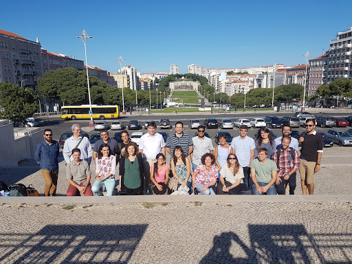 EO based ecosystem service (WP6) meeting in Lisbon