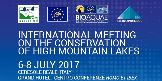 International Meeting on the Conservation of High Mountain Lakes
