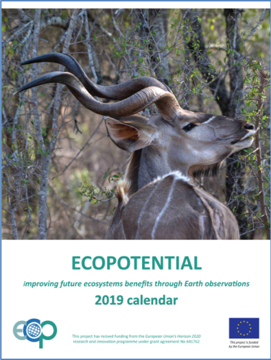 ECOPOTENTIAL CALENDARS