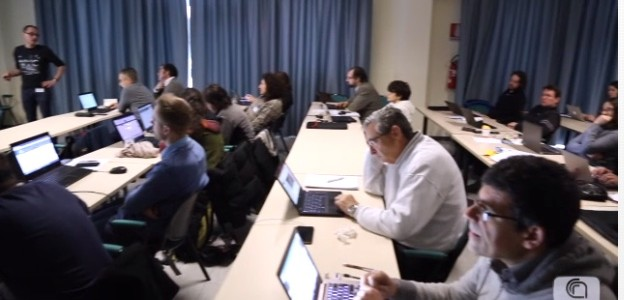 Ecopotential Remote Sensing Training Course Pisa, Italy, CNR Campus, Feb 19-22, 2018