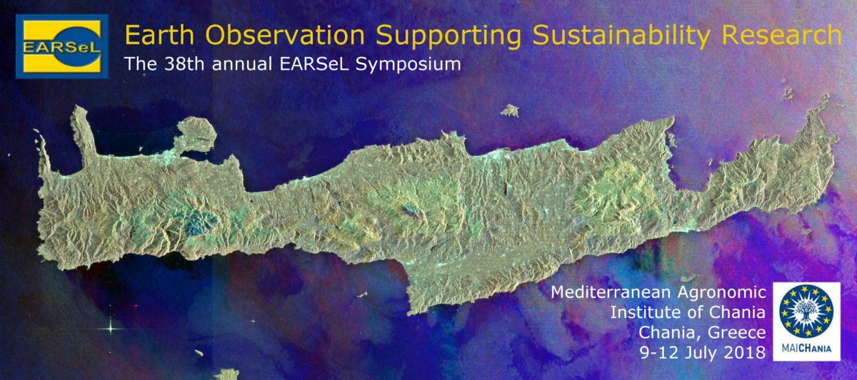 Ecopotential at the EARSeL Symposium