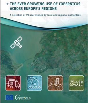 """The Ever Growing Uses of Copernicus across Europe's Regions"" NEREUS book released on Nov 2018 – including four ECOPOTENTIAL case studies"